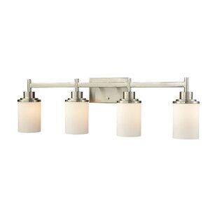 Charlton Home Kalyn 4-Light Vanity Light