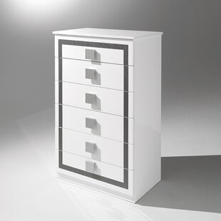YumanMod Virgo 6 Drawer Chest