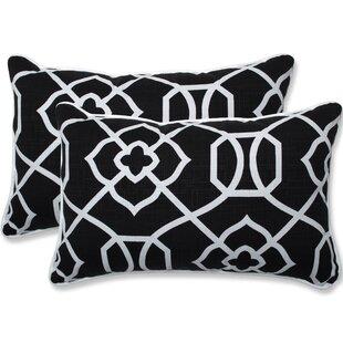 Kirkland Outdoor/Indoor Lumbar Pillow (Set of 2)