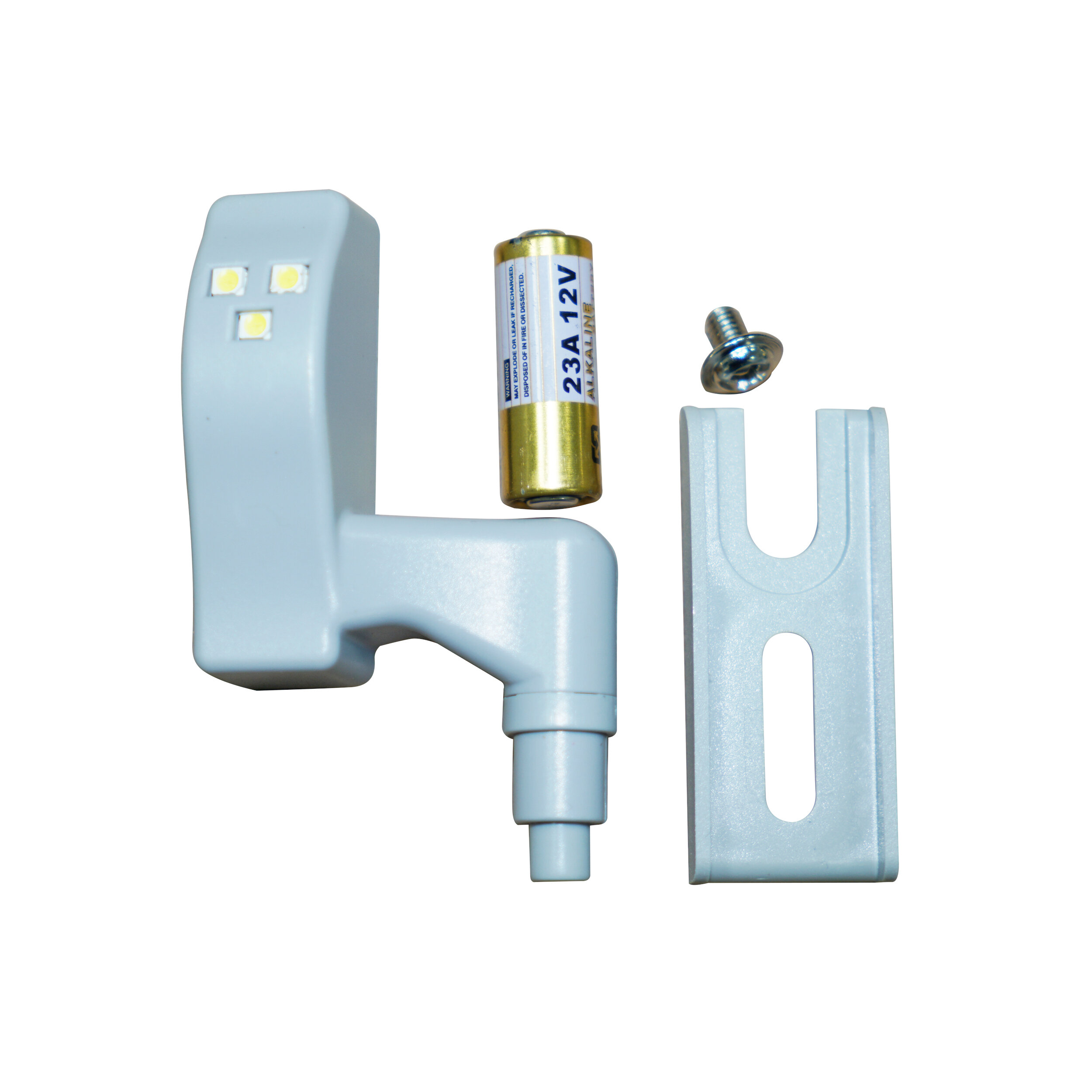 LuxorWare Automatic Hinge-Mounted LED Under Cabinet Bar Light | Wayfair