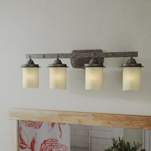 Affordable Price Leonie 4-Light Vanity Light By Laurel Foundry Modern Farmhouse