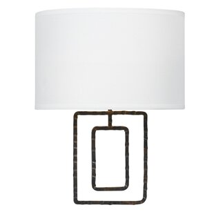 Top Reviews Darvell 2-Light Fabric Shade Wall Sconce By Orren Ellis