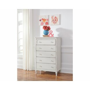 Derlyum 5 Drawer Chest
