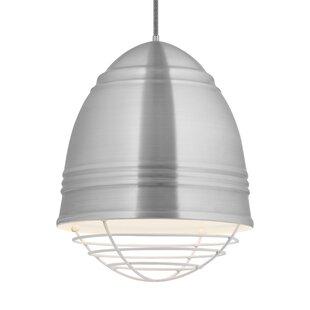 17 Stories Else 3-Light Bell Pendant