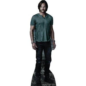 Supernatural Sam Winchester Cardboard Standup