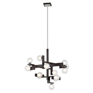 Troy Lighting Network 15-Light Chandelier