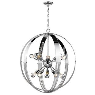 Branscome 10-Light Globe C..
