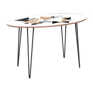 Vickers Dining Table Bungalow Rose