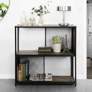 Jerrie Bookcase By Williston Forge