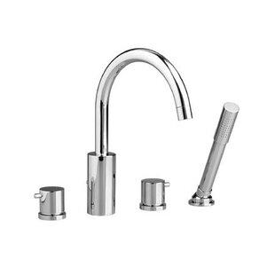 Jado Borma Diverter Roman Tub Faucet with..