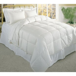 600 Fill Power 310 Thread Count Cotton Winter Weight Down Comforter