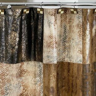 Carney Wild Safari Kenya Fabric Shower Curtain ByBloomsbury Market
