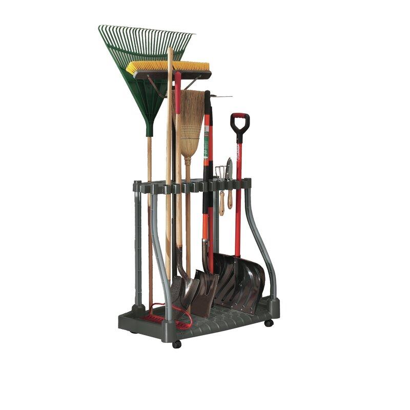 Wayfair rubbermaid deluxe tool tower