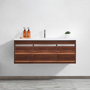 Adalynn 48 Single Bathroom Vanity by Wrought Studio