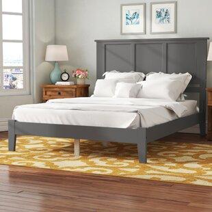 Espinoza Panel Bed by Three Posts