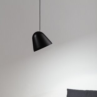 Tilt 1-Light Bowl Pendant by Nyta