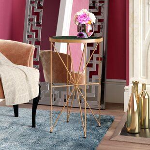 Kaori End Table by Willa Arlo Interiors