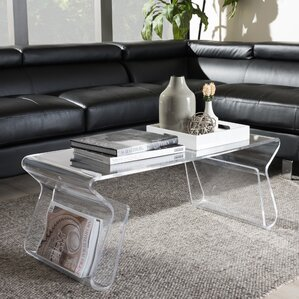 Miranda Coffee Table by Wade Logan
