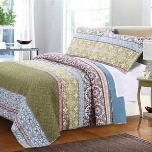 Rodrigo Cotton Quilt Set