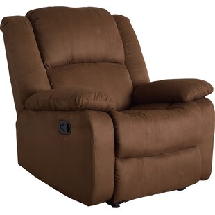 Best Reviews Meaghan Manual Recliner by Andover Mills