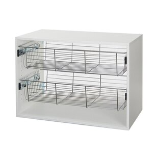 Check Prices O-Box 22W x 6H Drawer (Set of 4) By Organized Living freedomRail