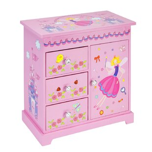 Inexpensive Waltz of the Flowers Fairy Musical Jewelry Box ByHarriet Bee