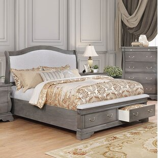 Charlton Home Reina Storage Bed
