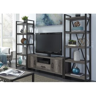 Ladwig Solid Wood Entertainment Center For TVs Up To 70