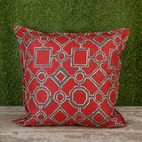 Nicolette Indoor/Outdoor Throw Pillow