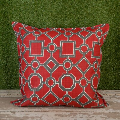 Nicolette Indoor/Outdoor Throw Pillow by Bungalow Rose Fresh