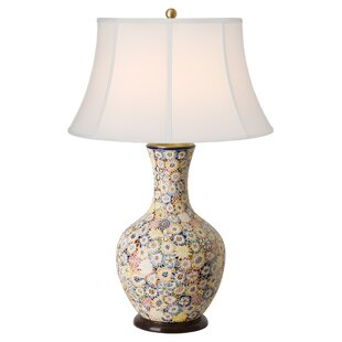 Epperly Flora Bulb Vase 35 Table Lamp
