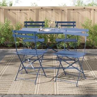 Esmeralda 4 Seater Dining Set By Zipcode Design