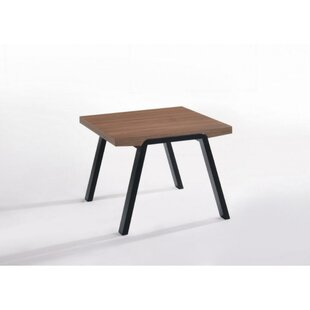 Pollitt Wooden Table Top End Table