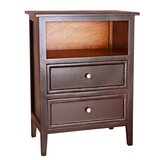 Ramsdell 2 Drawer Nightstand