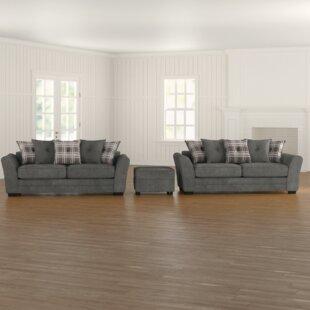 Brynlee 3 Piece Sofa Set By Zipcode Design
