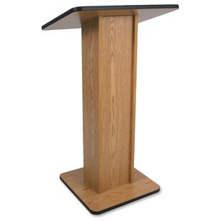 podiums lecterns you ll love wayfair