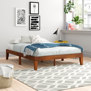 Eliza Platform Bed By Zipcode Design