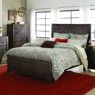 Pelaez Panel Bed by Gracie Oaks