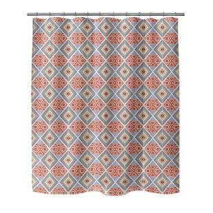 Jett Single Shower Curtain