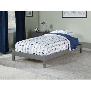 Andover Mills Sharrott Panel Bed