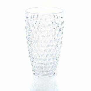 Conerly Tumbler 17 oz. Glass Highball Glasses (Set of 6)