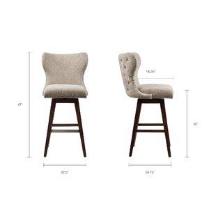 Pene 32 Swivel Bar Stool