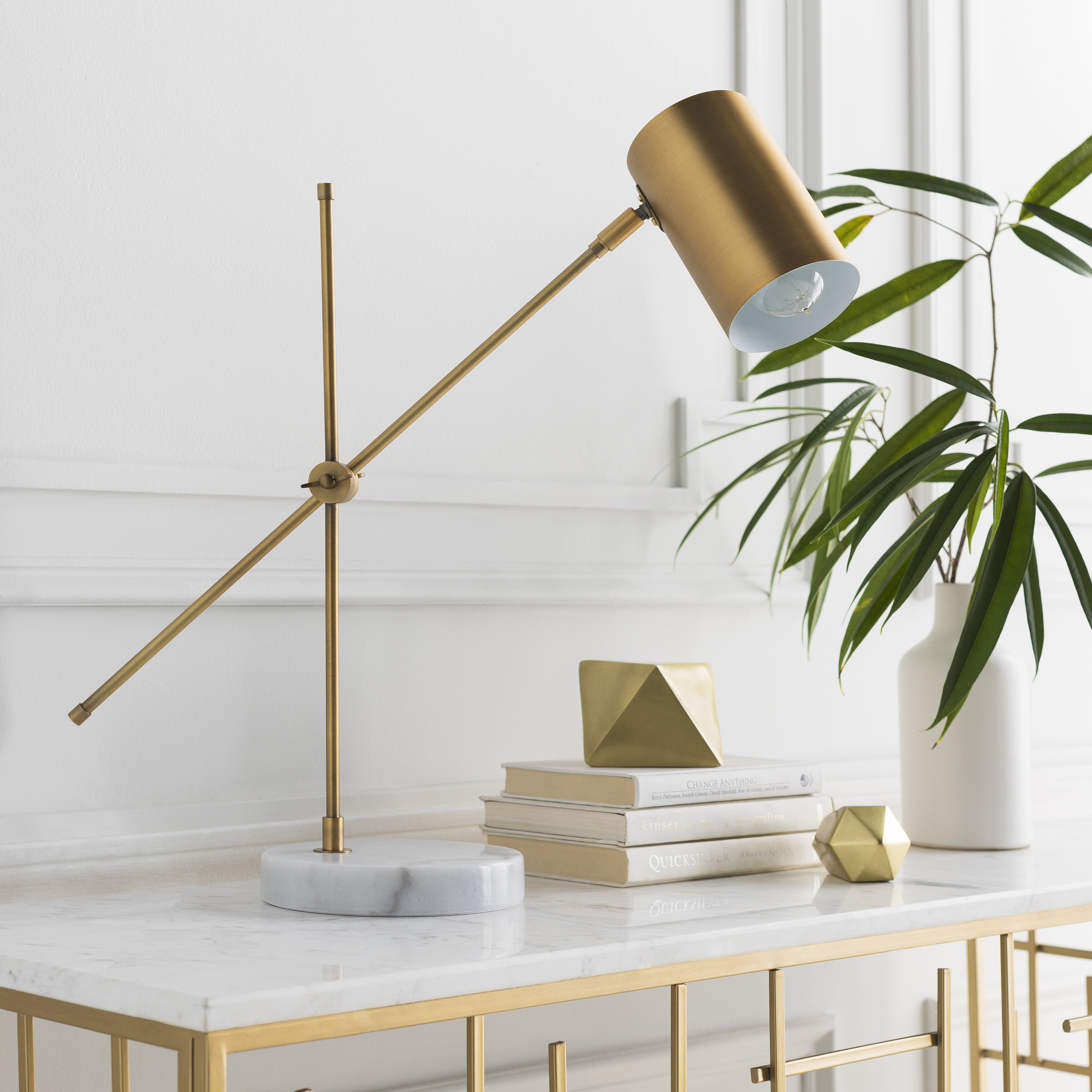 Mercer41 Muller 24 Desk Lamp Reviews Wayfair