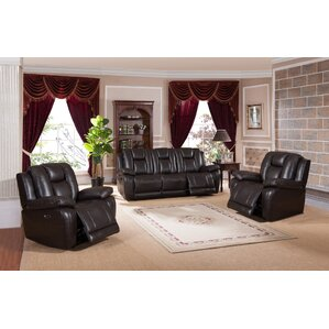 Mickey 3 Piece Living Room Set by Red Barrel Studio