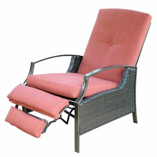 Equipoise Reclining Chaise Lounge by Canora Grey