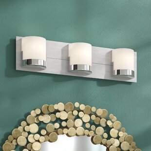 Latitude Run Blondell 3-Light Bath Bar