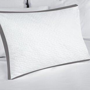 Faye Gusset Adjustable Shredded Memory Foam Standard Pillow ByAlwyn Home