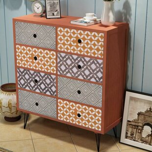 Kashvi 8 Drawer Chest