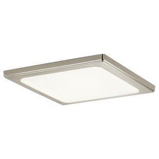 Ebern Designs Mercer 1-Light LED Flush Mount