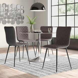 Glen Dining Chair (Set Of 4) By Mercury Row